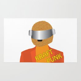 Kraft Punk Rug