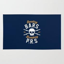 Bending Bars Breaking PRs Rug