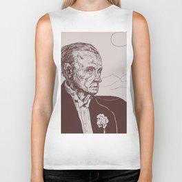 Fred Astaire in Moon Luminance Biker Tank