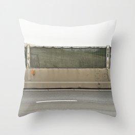 Concrete Autobahn Throw Pillow
