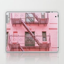 Pink Soho NYC Laptop & iPad Skin