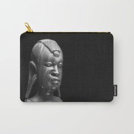 Masai Figure Carry-All Pouch