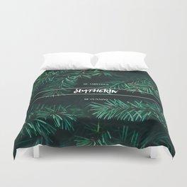 Slytherin Duvet Cover