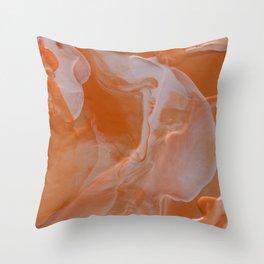 In too deep Throw Pillow