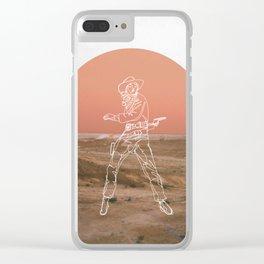 Bang! Bang! Clear iPhone Case