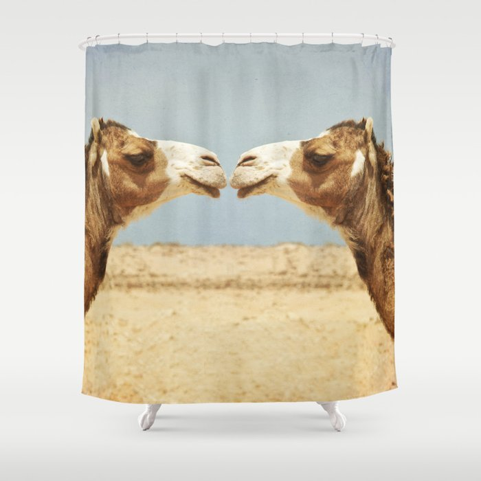 Love and Affection Shower Curtain