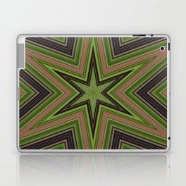Green Star Laptop & iPad Skin