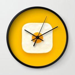 Good Morning, Sunshine Wall Clock