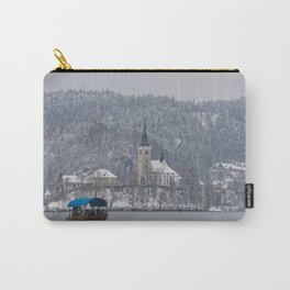 Bled Island Pletna Boat Carry-All Pouch