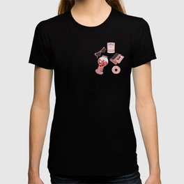 cute stickers T-shirt