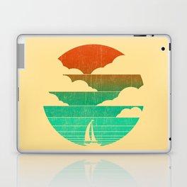 Go West (sail away in my boat) Laptop & iPad Skin
