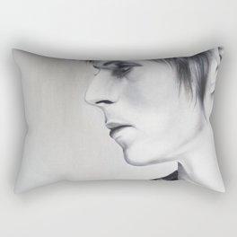 Ziggy Played Guitar Rectangular Pillow
