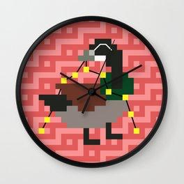 Canada goose Wall Clock