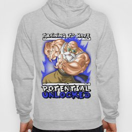 Training to have potential unlocked - Master Roshi Hoody