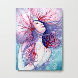 Soul of the Siren Metal Print