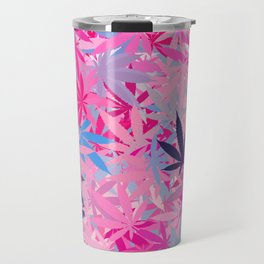 Marijuana Cannabis Weed Pot Travel Mug