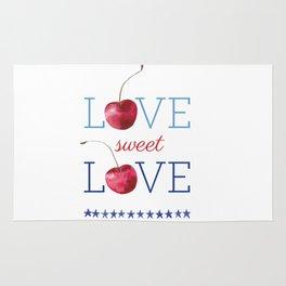 Love Sweet Love Rug