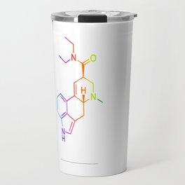 LSD color Travel Mug