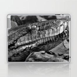 Hissing Sid - python - mono Laptop & iPad Skin