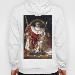 The Emperor Sits on His Throne Hoody