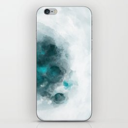 A dream - abstract digital art iPhone Skin