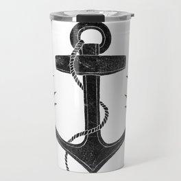 Antlered Anchor Travel Mug