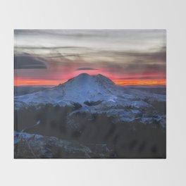 Beautiful Earth / 4 Throw Blanket