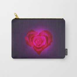 Heart of flower Carry-All Pouch