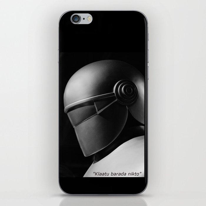 Klaatu 1 iPhone Skin