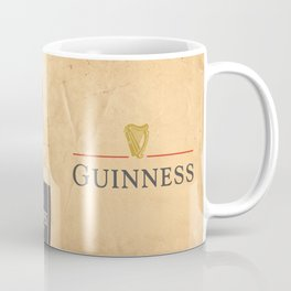 Guinness - Vintage Beer Coffee Mug