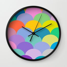 Positive mood Wall Clock