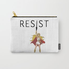 She-Ra says RESIST Carry-All Pouch