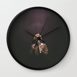 Matt Corby Wall Clock