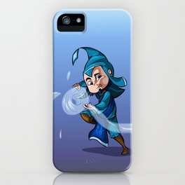 Water Bender iPhone Case