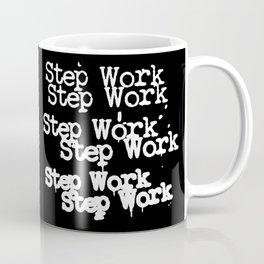 Cheap Step Work Coffee Mug