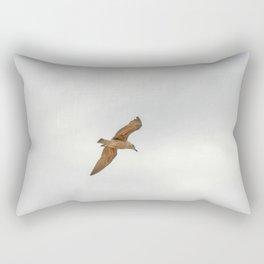 Seagull bird flying Rectangular Pillow