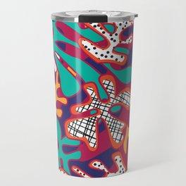 Matisse Pattern 009 Travel Mug