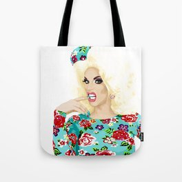 Katya Zamo, Jet Set Eleganza, RuPaul's Drag Race Queen Tote Bag