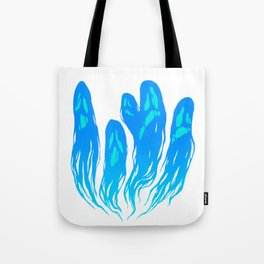 Your Ragged Ghosts Don't Haunt Me Anymore Tote Bag