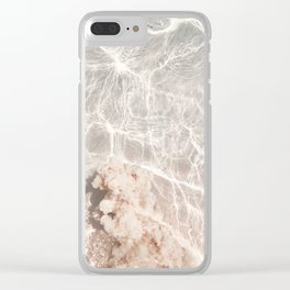 Clearly Sea Clear iPhone Case