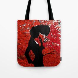 WOMAN VIXENS AND VICES Tote Bag