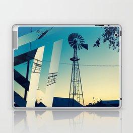 Sunset Farm Laptop & iPad Skin