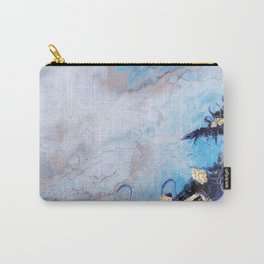 Blue Marble Carry-All Pouch