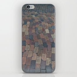down the brick road iPhone Skin