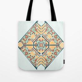 Vector Mandala Tote Bag