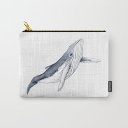 Baby humpback whale for children kid baby Carry-All Pouch