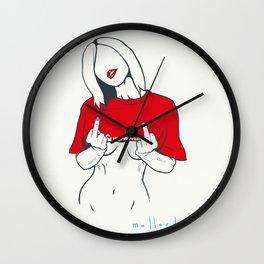Fugasypreme Wall Clock