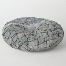Dry stone wall Floor Pillow