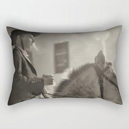 Feira da Golegã 2015 2 Horse Rectangular Pillow