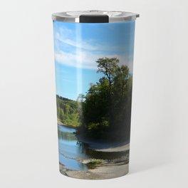 Quillayute River Travel Mug